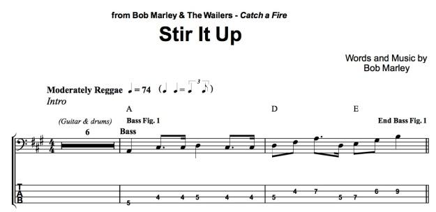 Bob Stir bass